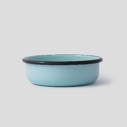 Picture of blue-black bowl