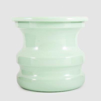 تصویر گلدان سبز