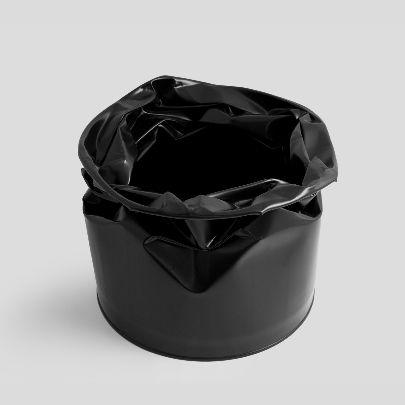 Picture of black vase
