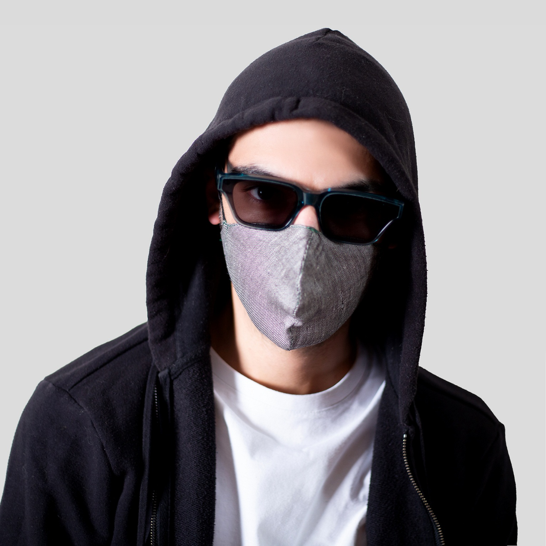 تصویر پک ۳ تایی ماسک پارچه ای