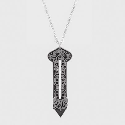 Picture of gonbad jewelry
