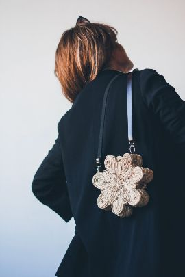Picture of flower mat bag