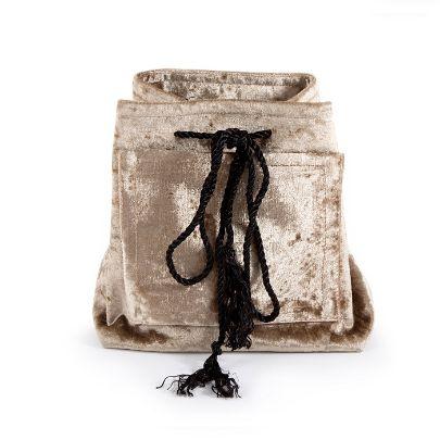 Picture of velvet bag