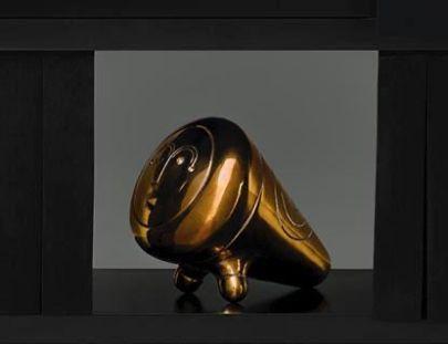 تصویر مجسمه پرنده