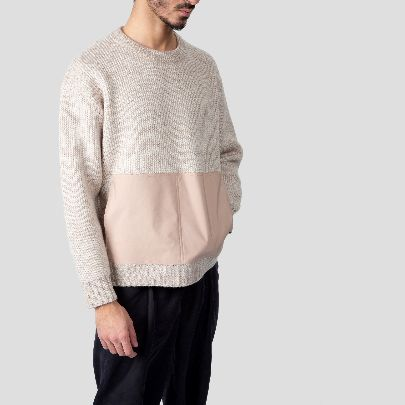Picture of beige sweater