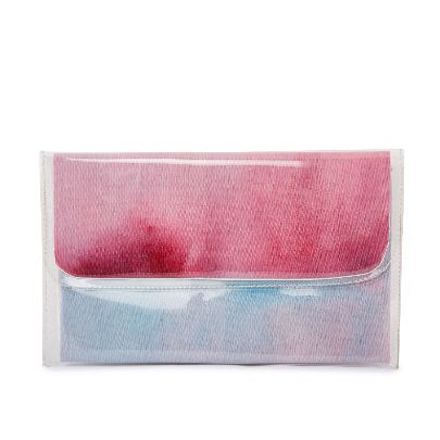 Picture of middle size pink water color hangbag