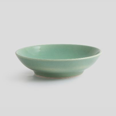 Picture of green bowl