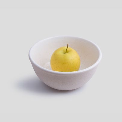 Picture of milky bowl