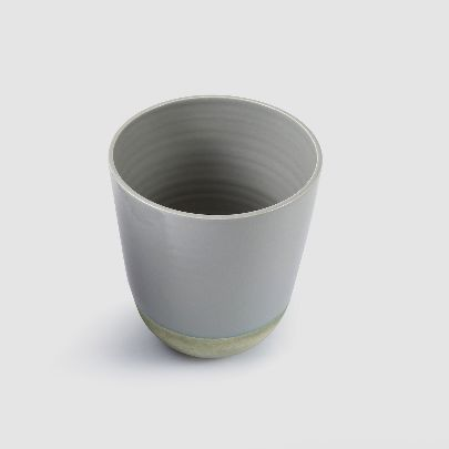 Picture of gray vase