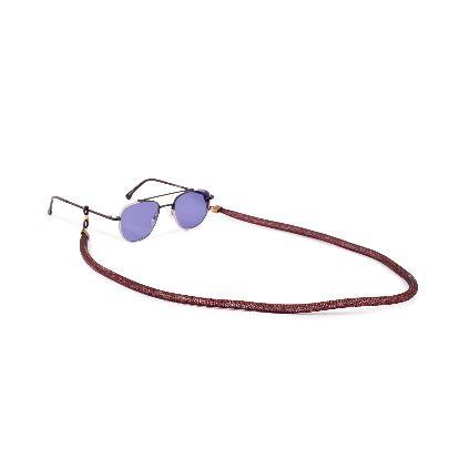 تصویر بند عینک سرخابی