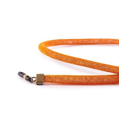 تصویر بند عینک نارنجی