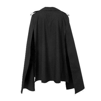Picture of long black vest