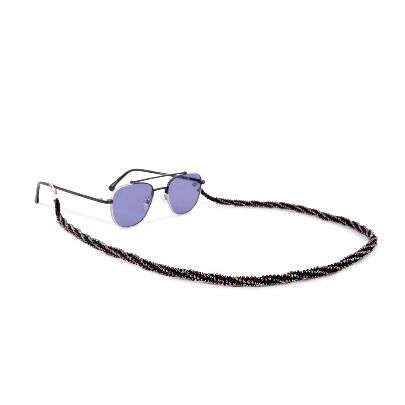 Picture of multicolor sunglasses strap