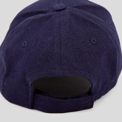Picture of dark blue face cap