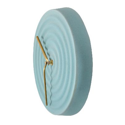 Picture of blue clock