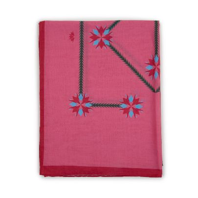 Picture of pink shawl