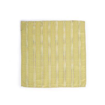 تصویر دستمال جیبی سبز روشن