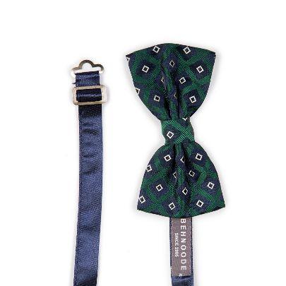 Picture of dark green bowtie