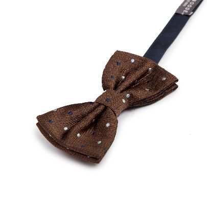 Picture of brown bowtie