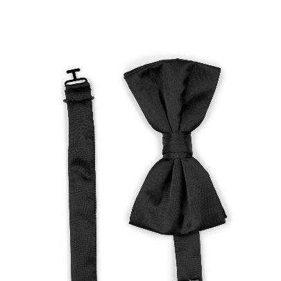 Picture of black bowtie