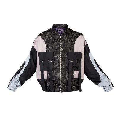 Picture of aassttiinn bomber jacket