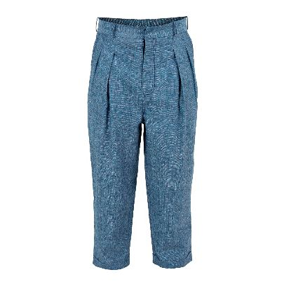 Picture of blue trousers