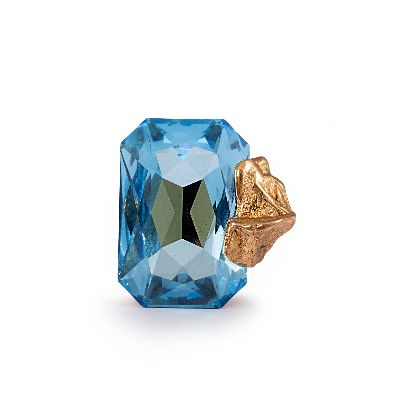 Picture of blue crystal ring