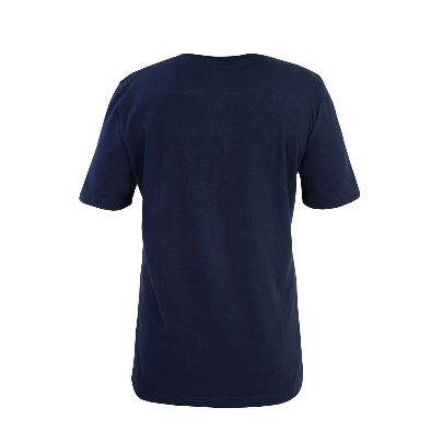 Picture of navy blue men shirt