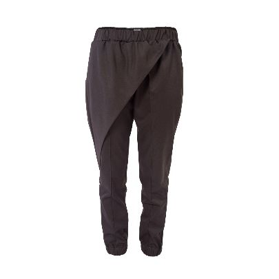 Picture of dark green pants