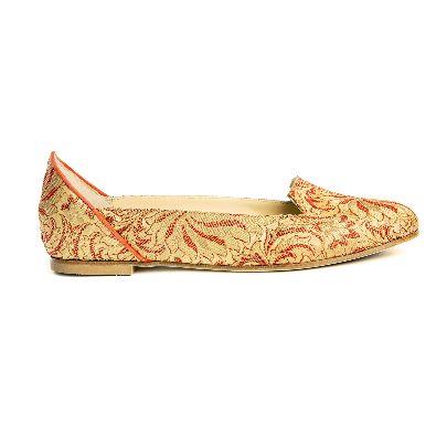تصویر کفش تخت لیلیان بنارس