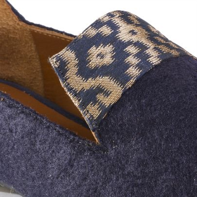 تصویر کفش تخت ستاره بناراس
