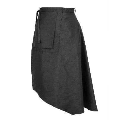 Picture of hoor black skirt