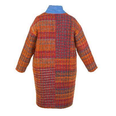 Picture of mehrnoosh shahhoseini charcharak overcoat