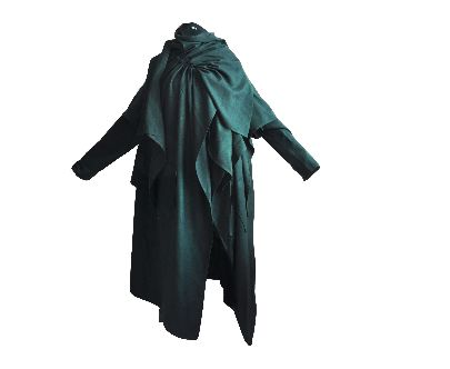 Picture of magician coat