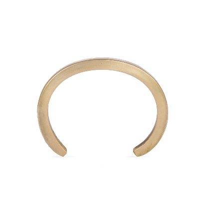 Picture of pasha moezzi brass with silver cuff