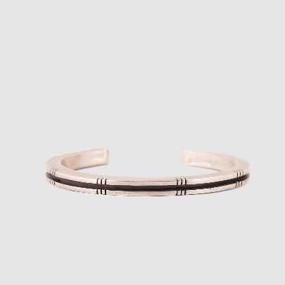 Picture of pasha moezzi 6 dented cuff