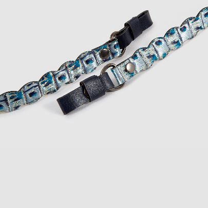 Picture of blue terme sunglasses strap