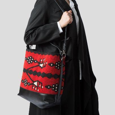 تصویر کیف بزرگ گلسی