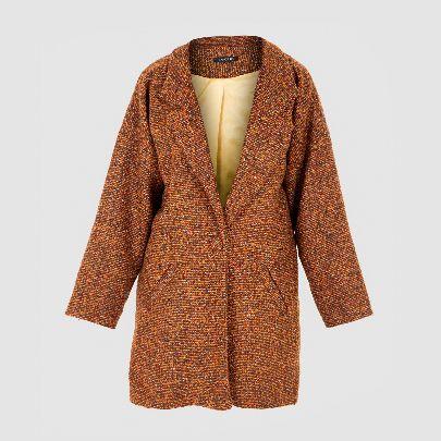 Picture of short brown coat