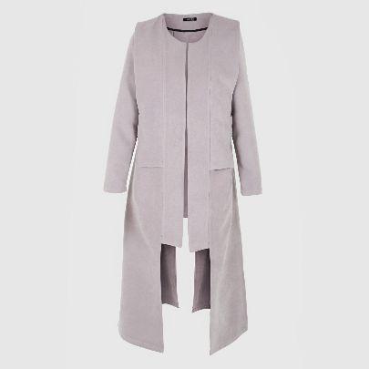 Picture of grey coat