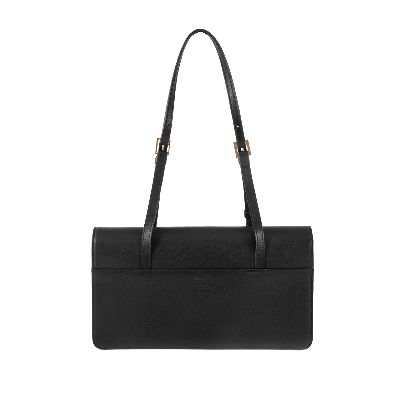 Picture of big black lara handbag