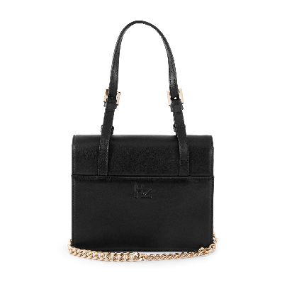 Picture of mini black lara handbag