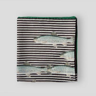 تصویر شال ماهی ماهی