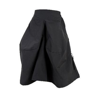 Picture of black skirt