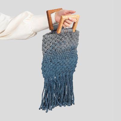 Picture of big wave handbag