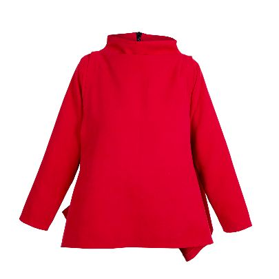 Picture of red blouse
