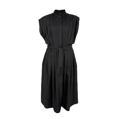 Picture of midi pleated dress