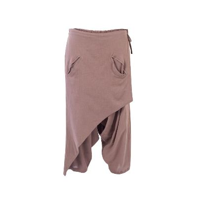 Picture of chocolate loose pants