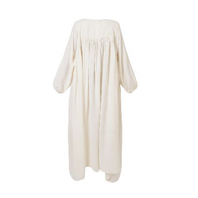 Picture of long beige dress