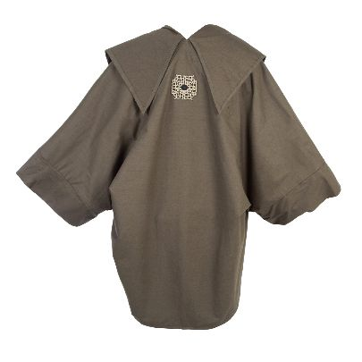 Picture of solmaz mahjobifard cotton coat